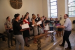 Gospelchor sang in Breckerfeld